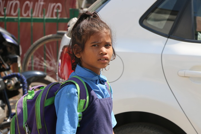 Literacy rates in rural areas in India are significantly lower than those in urban cities.